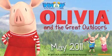 Giveaway: Olivia Prize Pack!