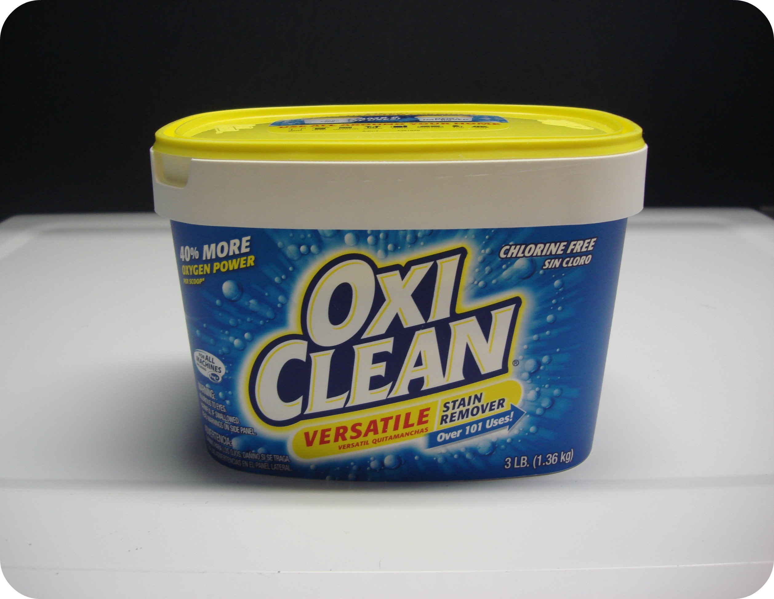 Oxiclean Powder Tub Gt Oxiclean Liquid Detergent For
