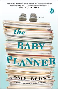 Giveaway: The Baby Planner by Josie Brown