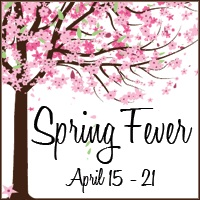 Spring Fever Button jpg Welcome to the #SpringFever Giveaway Blog Hop! US only.
