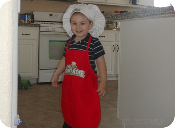 chef boyardee chef kid
