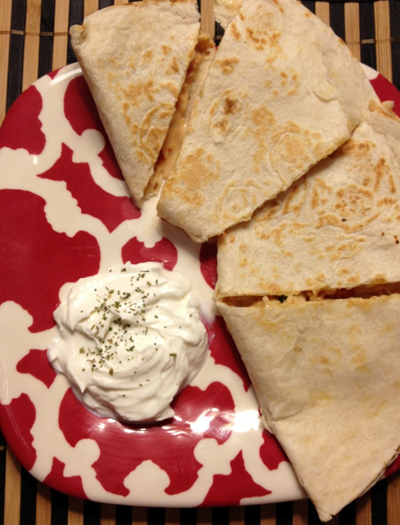 cowboy quesadillas