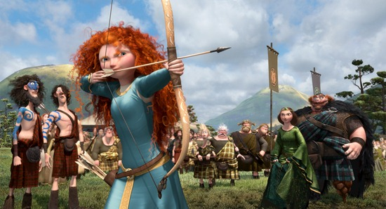 Brave Hits Theaters!