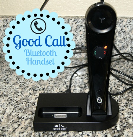 Good Call Bluetooth Handset Giveaway
