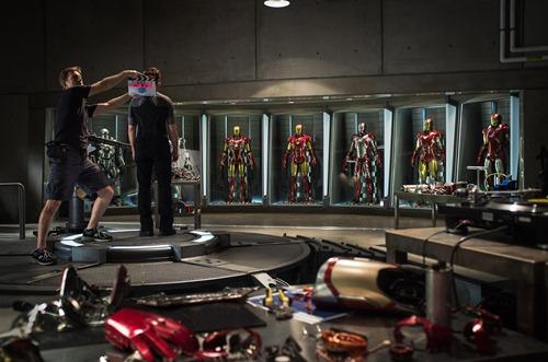 Production Has Begun on Iron Man 3!