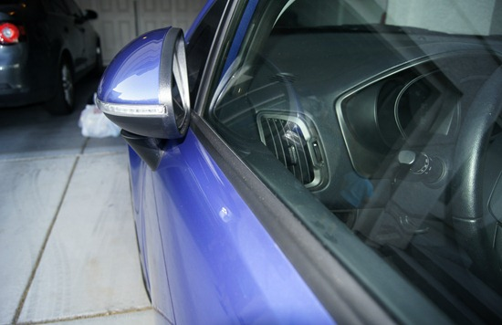 Kia Rio Retractable Mirrors