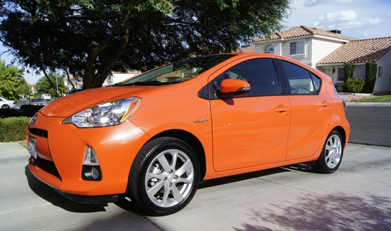 2012 prius c