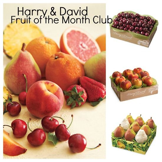 Harry and David Fruit of the Month Club Prize