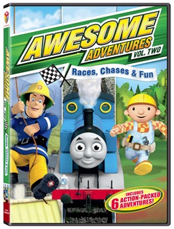 awesome adventures dvd