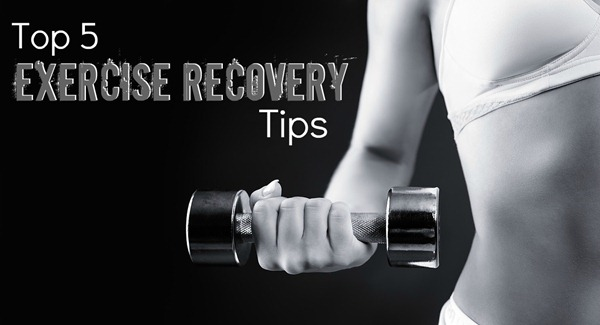exercise recovery tips