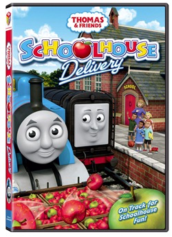 thomas and friends schoolhouse delivery cover