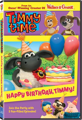 timmy time dvd