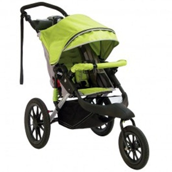 J is for Jeep stroller