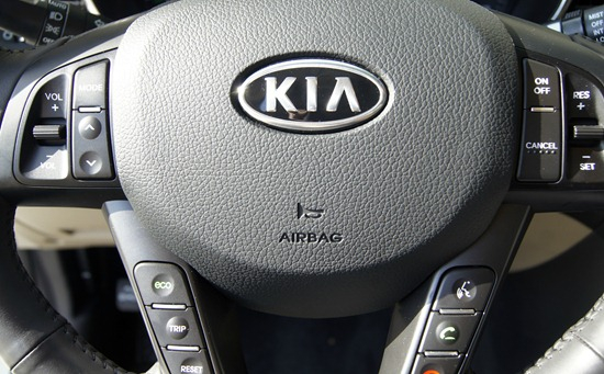 Kia Steering Wheel Controls