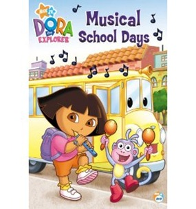 dora musical school days