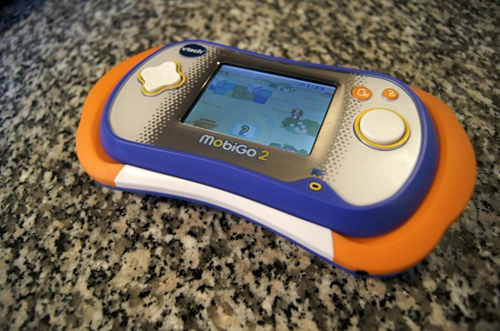 Have Fun on the Go with VTech's MobiGo2!