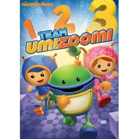 team umizoomi dvd