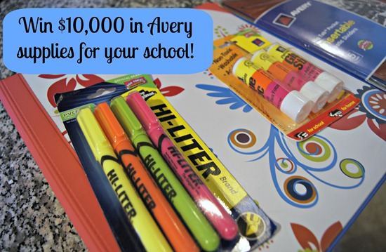 win avery supplies