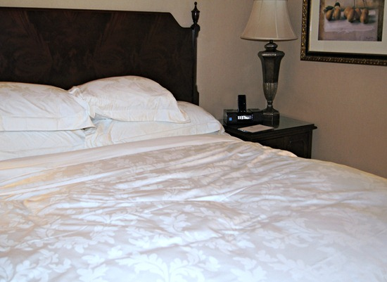 langham pasadena bed