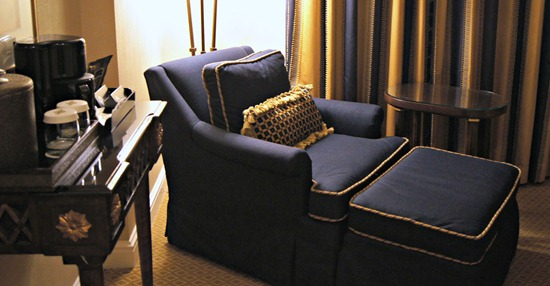 langham pasadena seating