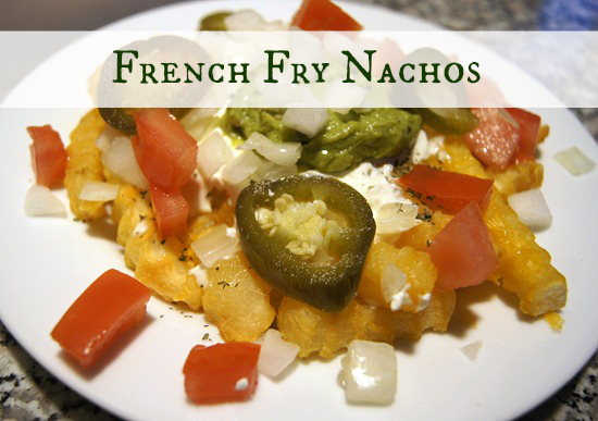 French-Fry-Nachos