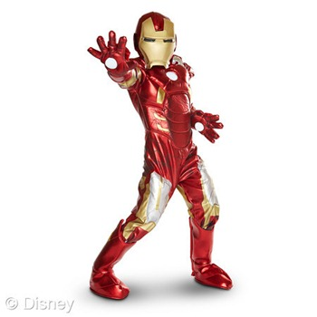 iron man costume for boys disney