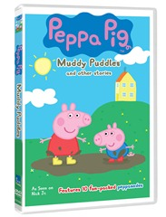 muddy puddles dvd