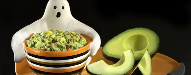 Get Ghouliciously Green This Halloween with Avocados from Mexico!