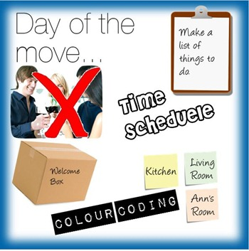 what to do the day you move