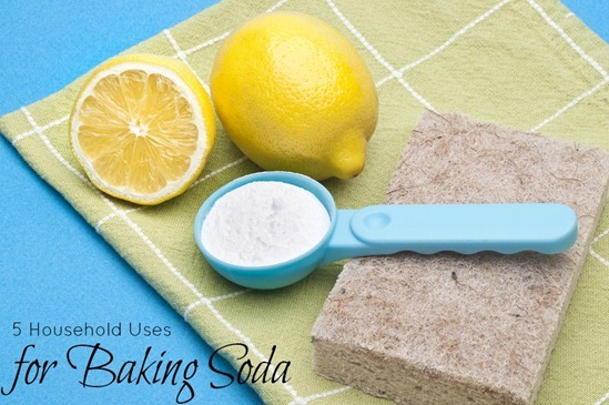 5 Household Uses for Baking Soda