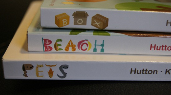 Baby Unplugged Books