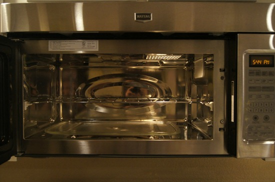 Maytag Microwave Shelf