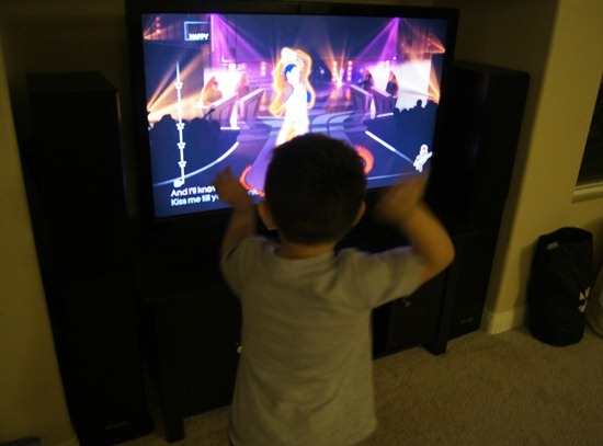 Shane Just Dance 4