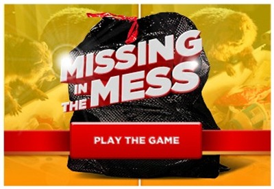 missing in the mess