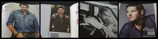 PEOPLE Magazine's Annual Sexiest Man Alive: Channing Tatum!