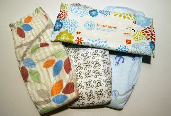 Diaper Bundle Sample The Honest Company