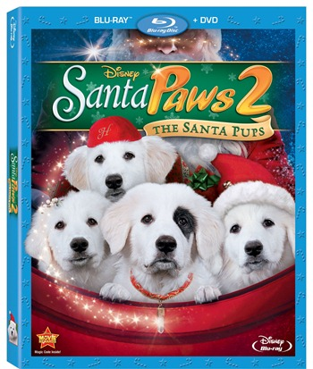 Santa Paws 2 Box Art