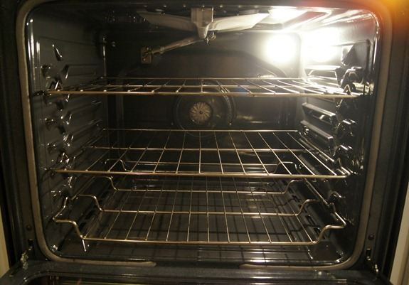 maytag oven capacity