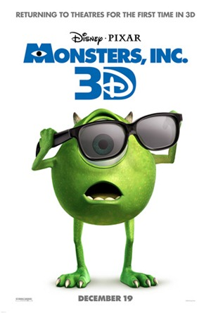 monsters inc 3d