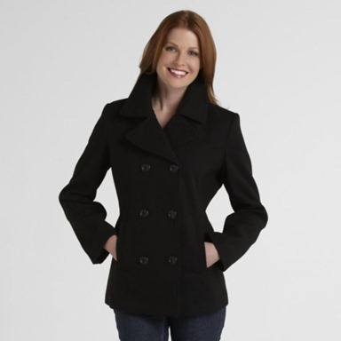 sears peacoat