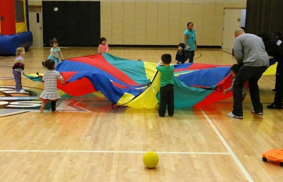 kids parachute