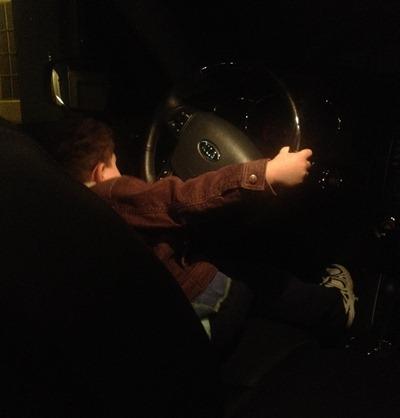 shane driving kia sorento