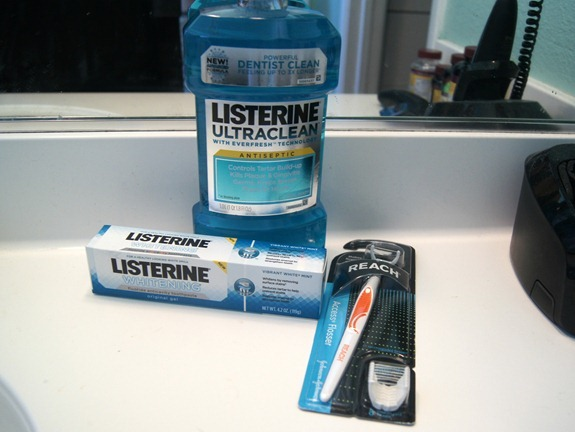 listerine products