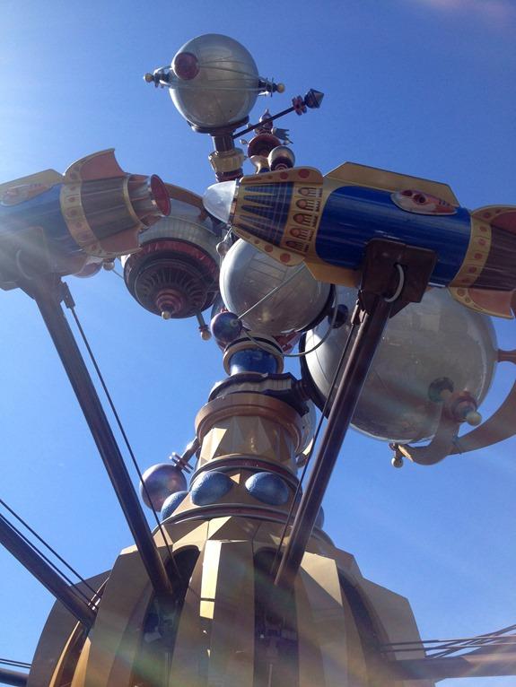 Disneyland Astro Orbitor