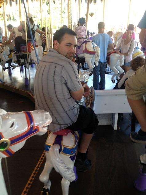 Disneyland Carousel 2