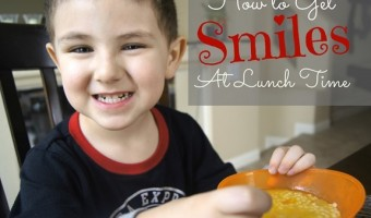 How to Get Your Kids Involved in Deciding What's For Lunch {$50 Gift Card Giveaway}