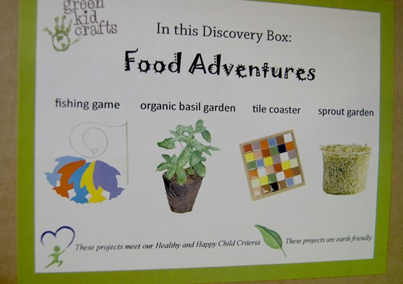 Food Adventures Discovery Box