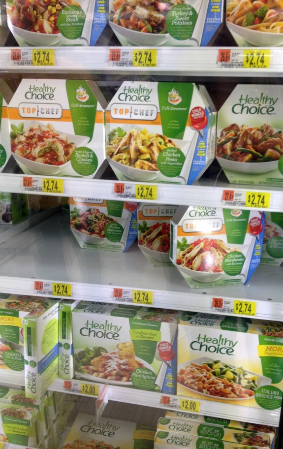 Healthy Choice Frozen Meals