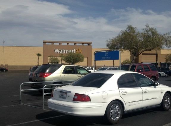 Walmart Ft Apache Tropicana Las Vegas