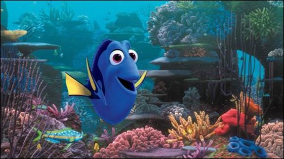 finding nemo dory